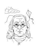 Benjamin-Franklin-coloring-pages-3