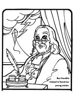 Benjamin-Franklin-coloring-pages-6