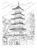 Japan-coloring-pages-4