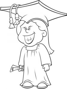Graduation-coloring-pages-2