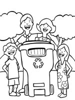 Recycling-coloring-pages-1