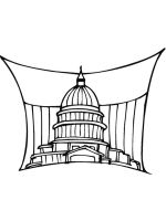 US-Capitol-Building-coloring-pages-10