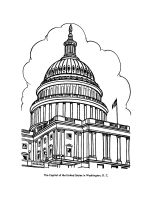 US-Capitol-Building-coloring-pages-2