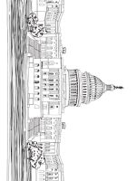 US-Capitol-Building-coloring-pages-5