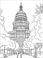 US-Capitol-Building-coloring-pages-9