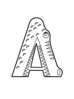 Letter-A-coloring-pages-of-alphabet-12