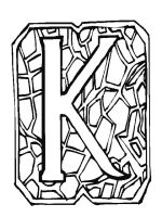 Letter-K-coloring-pages-of-alphabet-10
