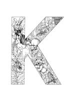 Letter-K-coloring-pages-of-alphabet-17