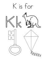 Letter-K-coloring-pages-of-alphabet-3