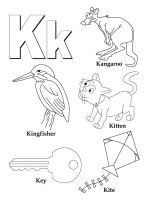 Letter-K-coloring-pages-of-alphabet-4