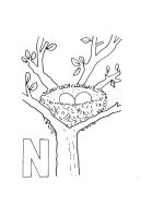 Letter-N-coloring-pages-of-alphabet-13