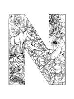 Letter-N-coloring-pages-of-alphabet-2