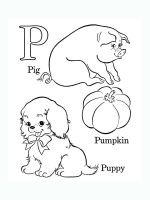 Letter-P-coloring-pages-of-alphabet-2