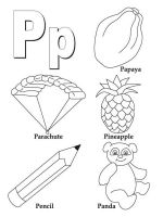 Letter-P-coloring-pages-of-alphabet-3