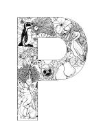 Letter-P-coloring-pages-of-alphabet-5