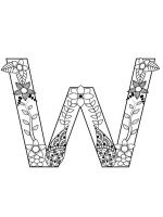 Letter-W-coloring-pages-of-alphabet-12