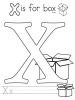 Letter-X-coloring-pages-of-alphabet-1