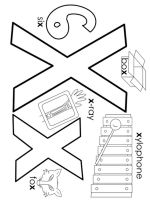 Letter-X-coloring-pages-of-alphabet-12
