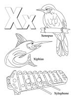Letter-X-coloring-pages-of-alphabet-2