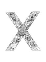Letter-X-coloring-pages-of-alphabet-5