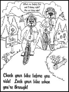 educational-bicycle-safety-coloring-pages-2