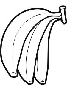 Banana-fruits-coloring-pages-11