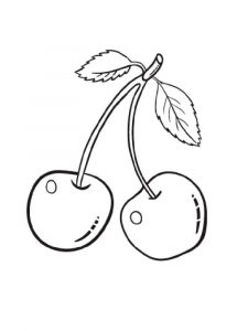 Cherry-fruits-coloring-pages-8