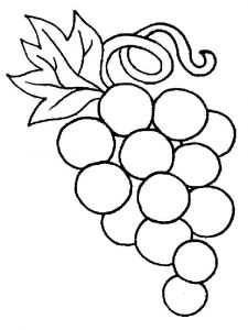Grapes-fruits-coloring-pages-5