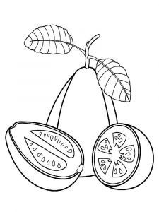 Guavas-fruits-coloring-pages-9
