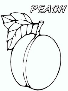 Peach-fruits-coloring-pages-6