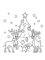 Reindeer-coloring-pages-11