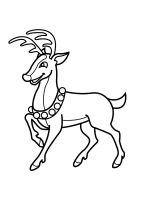 Reindeer-coloring-pages-2