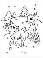 Reindeer-coloring-pages-6