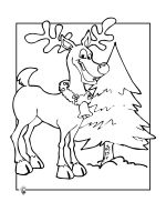 Reindeer-coloring-pages-8