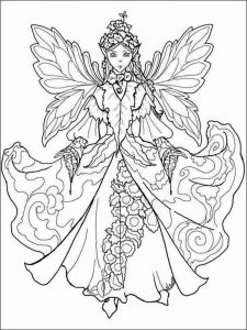 christmas-fairy-coloring-pages-1