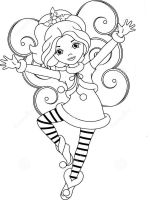 christmas-fairy-coloring-pages-12