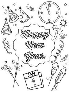 happy-new-year-coloring-pages-1