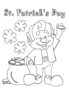 st-patricks-day-coloring-pages-1