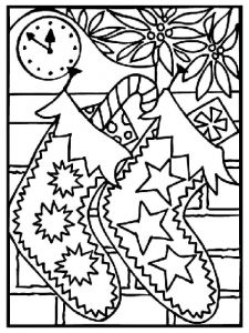 stocking-coloring-pages-1