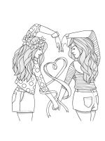 Best-friend-coloring-pages-1