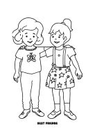 Best-friend-coloring-pages-9