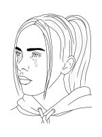 Billie-Eilish-coloring-pages-9