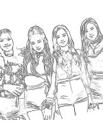 BlackPink-coloring-pages-11