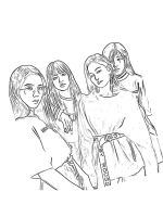BlackPink-coloring-pages-6