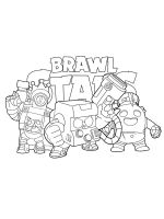 8-Bit-brawl-stars-coloring-pages-2