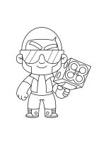 brock-brawl-stars-coloring-pages-1