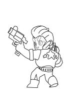 colt-brawl-stars-coloring-pages-7