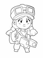 jessie-brawl-stars-coloring-pages-4