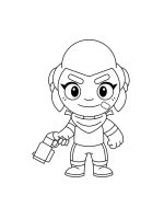 shelly-brawl-stars-coloring-pages-2