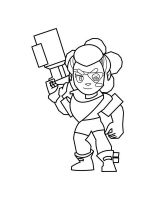 shelly-brawl-stars-coloring-pages-3